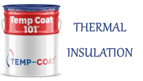 Thermal insulation TEMP-COAT®